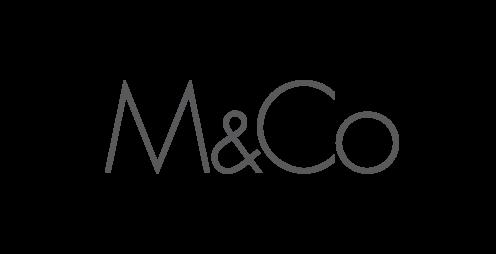 M & Co